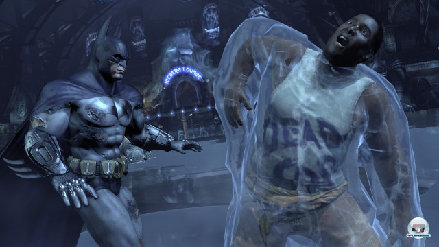 Screenshot - Batman: Arkham City (360) 2246242