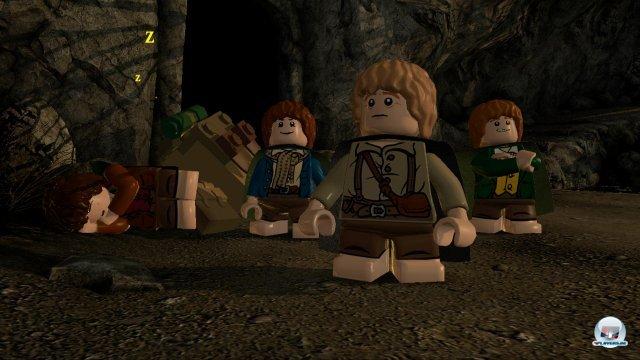 Screenshot - Lego Der Herr der Ringe (360) 2375117