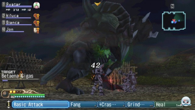 Screenshot - White Knight Chronicles: Origins (PSP) 2226962