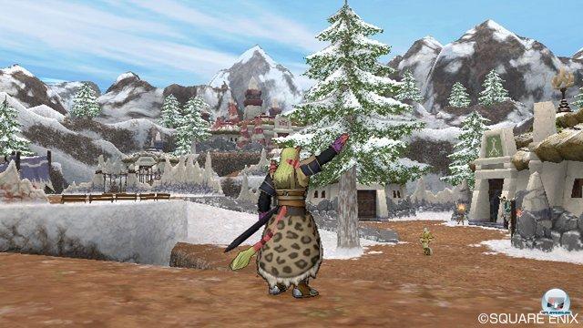 Screenshot - Dragon Quest X Online (Wii) 2273497
