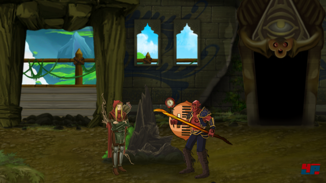 Screenshot - Dungeon Punks: Tag Team Brawler RPG (PC) 92530618