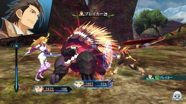 Screenshot - Tales of Xillia (PlayStation3) 2227253