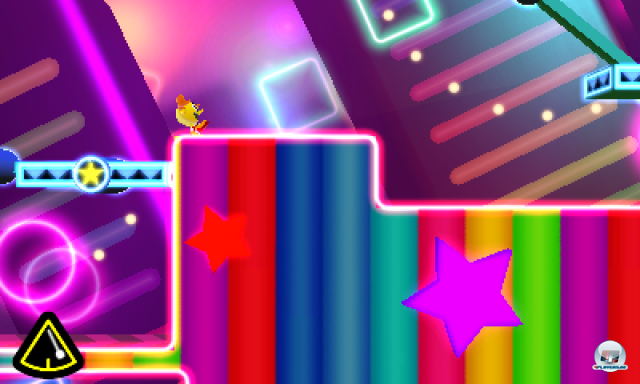Screenshot - Pac-Man & Galaga Dimensions (3DS) 2257322