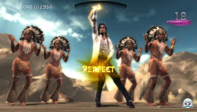 Screenshot - Michael Jackson - The Experience (PS_Vita) 2293092