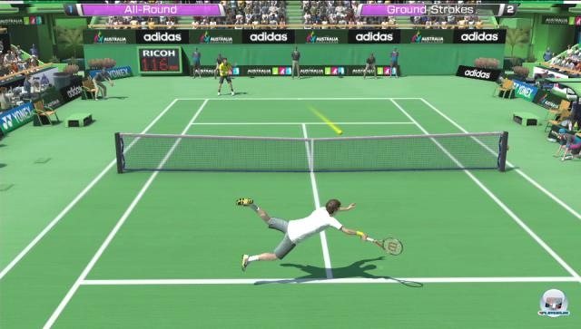 Screenshot - Virtua Tennis 4 (PS_Vita) 2246192