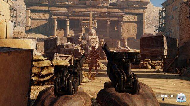 Neben dem Story-Modus wird das Spiel sechs Multiplayer-Karten und fünf Survival-Areale für einen kooperativen Überlebenskampf enthalten.