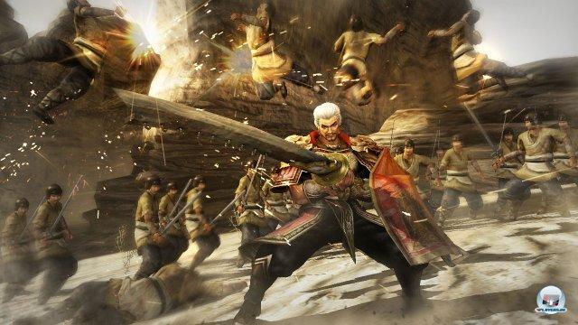 Screenshot - Dynasty Warriors 8 (PlayStation3) 92434177