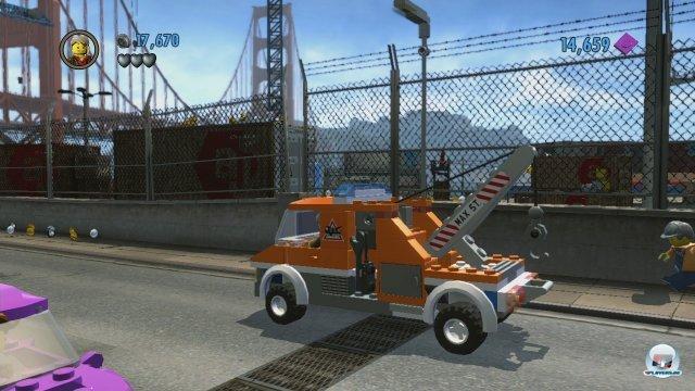 Screenshot - Lego City: Undercover (Wii_U) 92432612