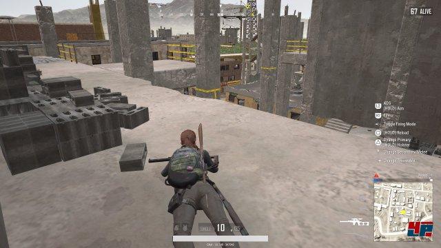 Screenshot - PlayerUnknown's Battlegrounds (PlayStation4Pro) 92579136