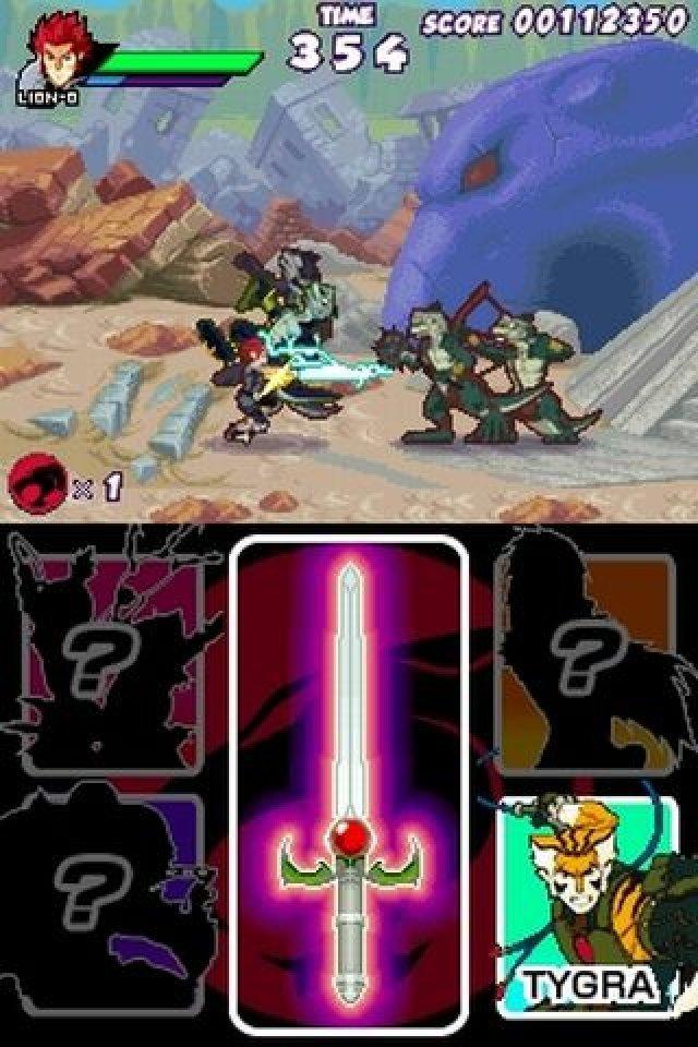 Screenshot - Thundercats (NDS) 2362312