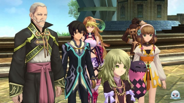 Screenshot - Tales of Xillia (PlayStation3) 2219247