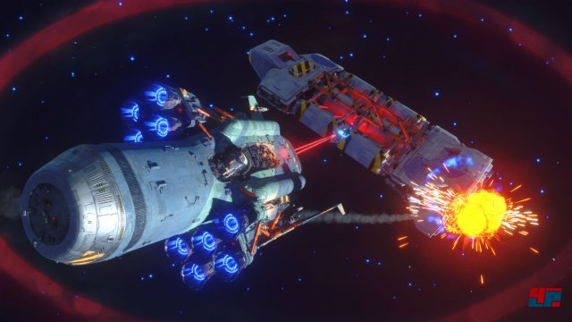 Screenshot - Rebel Galaxy Outlaw (PC) 92573236