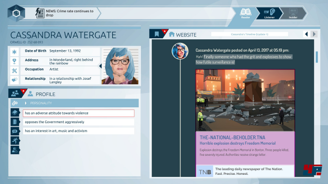 Screenshot - Orwell (PC) 92530674