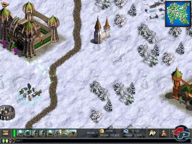 Скачать игру Warlords 4: Heroes of Etheria (2003/PC/RUS) бесплатно на пк пс
