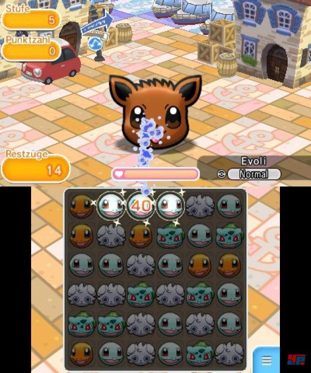 Screenshot - Pokémon Shuffle (3DS)