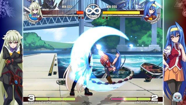Screenshot - Arcana Heart 3 (360)