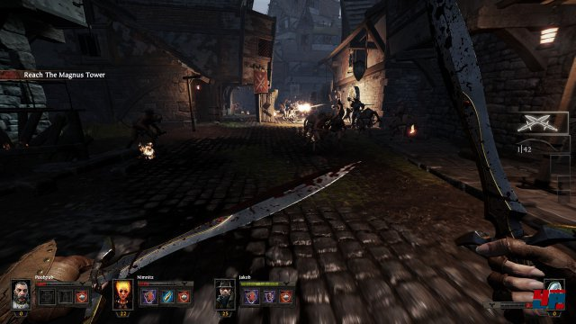 Screenshot - Warhammer: The End Times - Vermintide (PC)