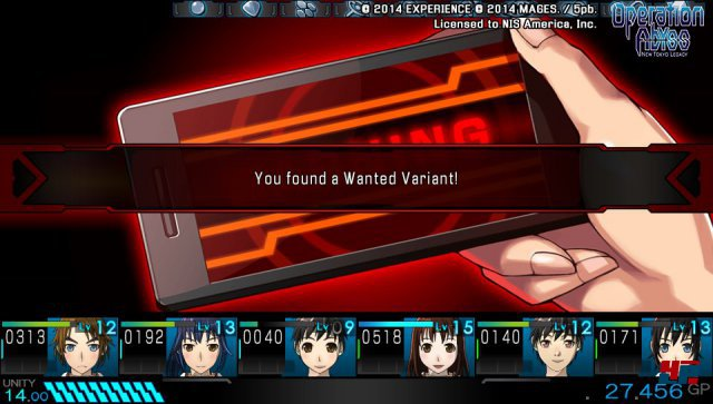 Screenshot - Operation Abyss: New Tokyo Legacy (PS_Vita)