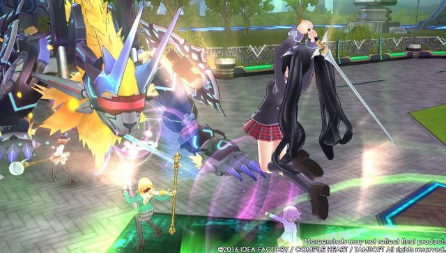 Screenshot - MegaTagmension Blanc   Neptune VS Zombies (PS_Vita) 92525103