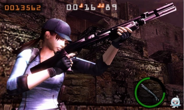 Screenshot - Resident Evil: The Mercenaries 3D (3DS) 2227458
