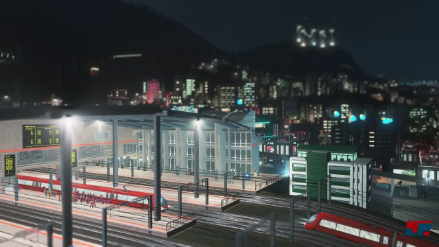 Screenshot - Cities: Skylines - Mass Transit (Linux)