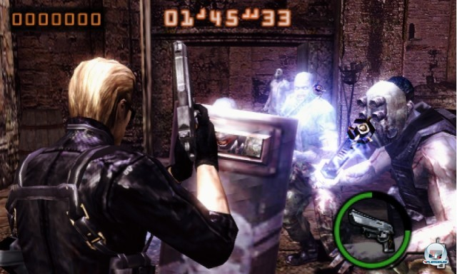 Screenshot - Resident Evil: The Mercenaries 3D (3DS) 2227523