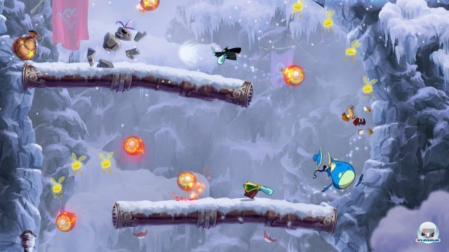 Screenshot - Rayman Origins (360) 2281782