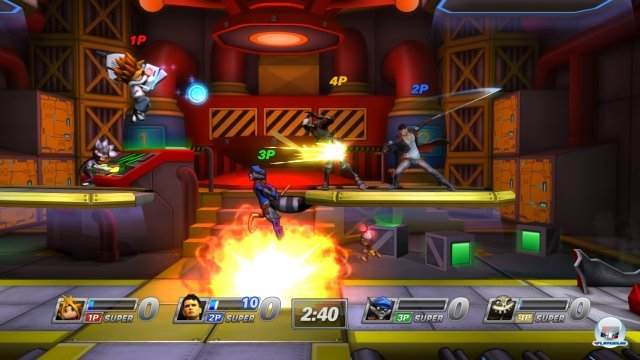 Screenshot - PlayStation All-Stars: Battle Royale (PlayStation3) 92425237
