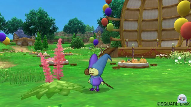 Screenshot - Dragon Quest X Online (Wii) 2280382
