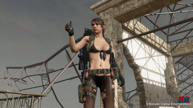 Screenshot - Metal Gear Online (360) 92521235