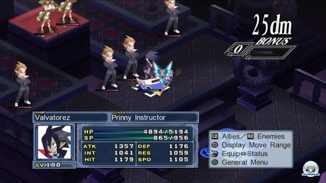 Screenshot - Disgaea 4: A Promise Unforgotten (PlayStation3) 2241383