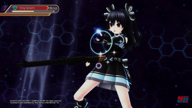 Screenshot - Megadimension Neptunia VII (PC)
