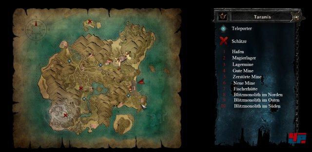 Karte: Taranis