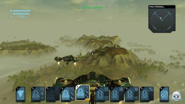 Screenshot - Carrier Command: Gaea Mission (360) 92409302