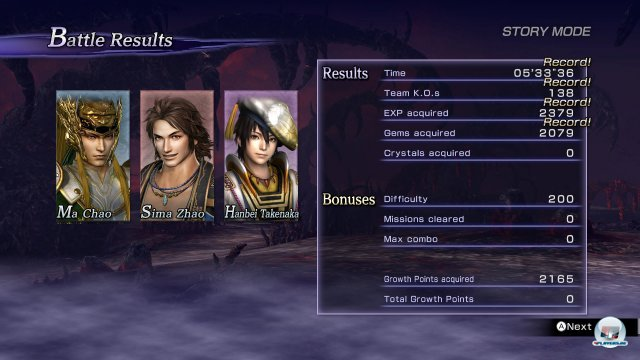 Screenshot - Warriors Orochi 3 (Wii_U) 92401887