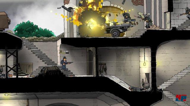 Screenshot - Guns, Gore & Cannoli 2 (PC) 92560621