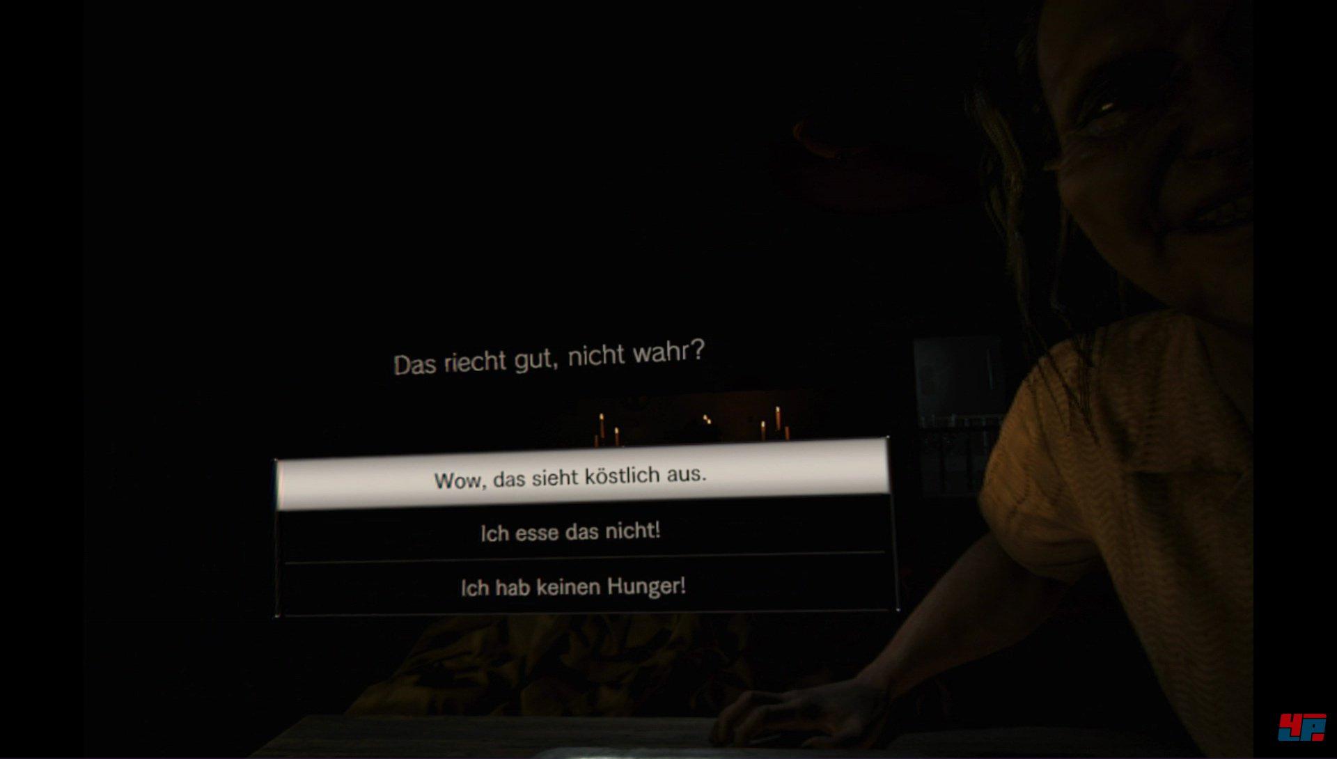 Screenshots zu Resident Evil 7: Verbotenes Filmmaterial 1 ...