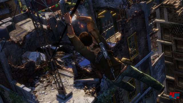 Screenshot - Uncharted: The Nathan Drake Collection (PlayStation4)