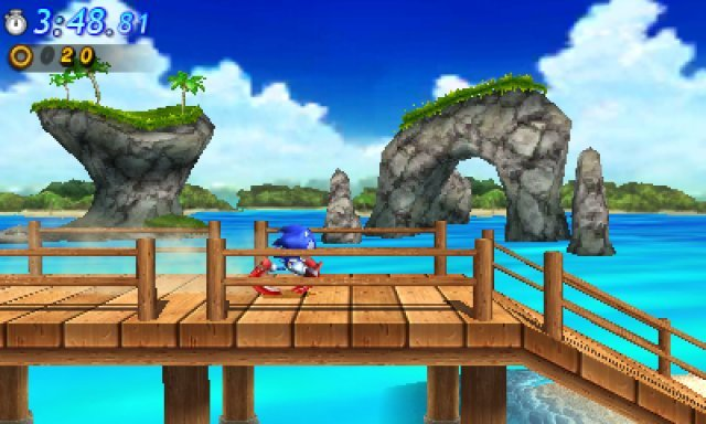 Screenshot - Sonic Generations (3DS) 2286457