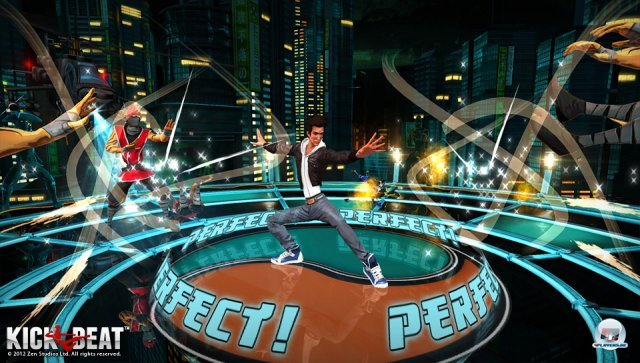 Screenshot - Kickbeat (PS_Vita) 2386587