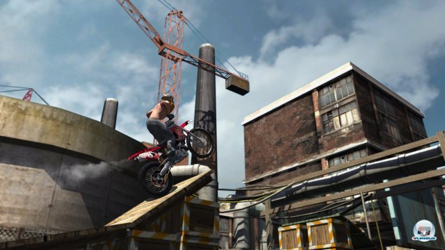 Screenshot - Urban Trial Freestyle (3DS) 92451677