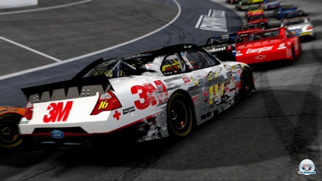 Screenshot - NASCAR The Game: Inside Line (360) 92419742