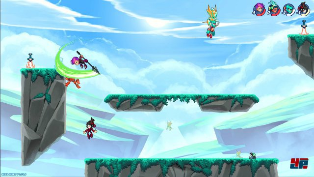 Screenshot - Brawlhalla (Mac)