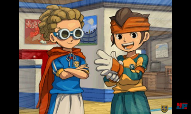 Screenshot - Inazuma Eleven 3: Team Oger greift an! (3DS)