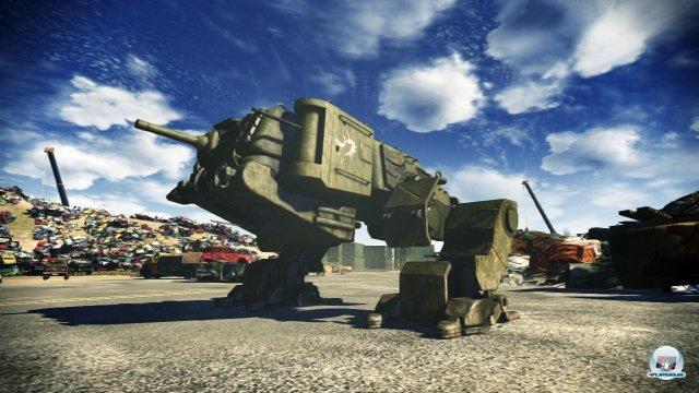 Screenshot - Steel Battalion: Heavy Armor (360) 2326792