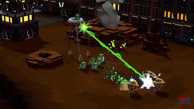 Screenshot - 8-Bit Invaders! (PC)