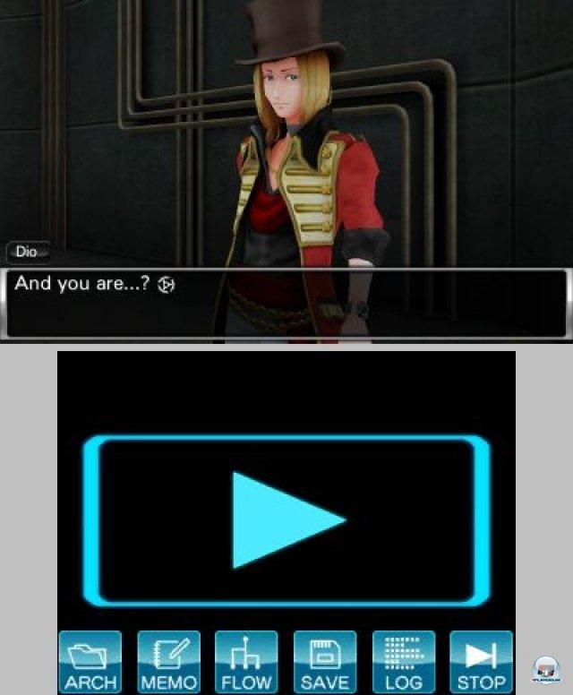 Screenshot - Zero Escape: Virtue's Last Reward (3DS) 92451112
