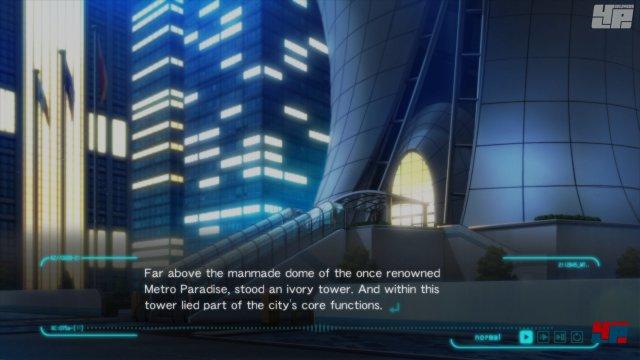 Lesen, lesen, lesen - dazu gibt es leider mehr Standbilder als animierte Szenen.