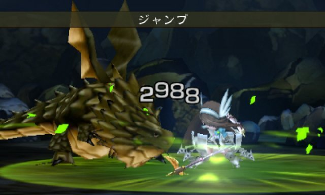 Screenshot - Bravely Default: Flying Fairy (3DS) 2394337