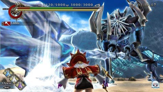 Screenshot - Ragnarok Odyssey (PS_Vita) 2293002